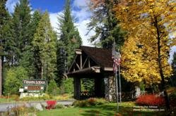 Fall Comes to Tenaya Lodge at Yosemite